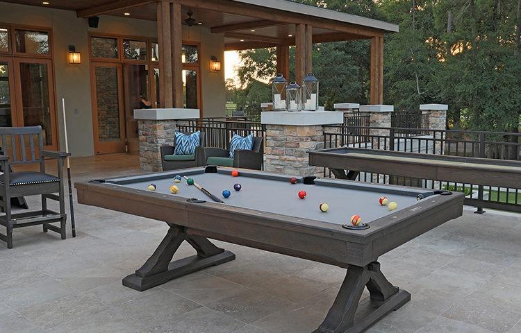 Kariba Pool Table - Presidential Billiards