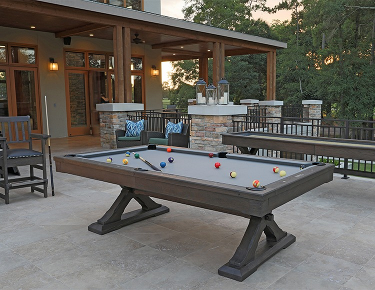 Kariba Pool Table - Presidential Billiards