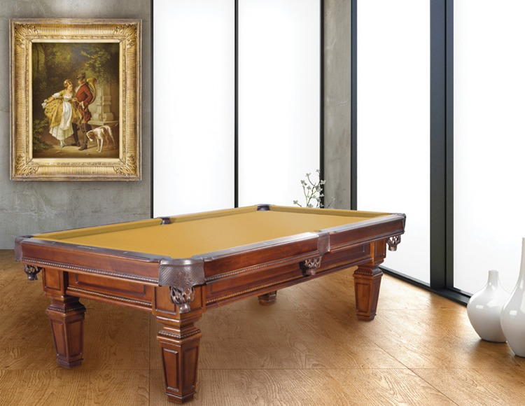 Hartford_Billiard_Table