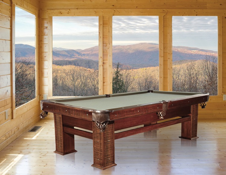 Legend_Billiard_Table