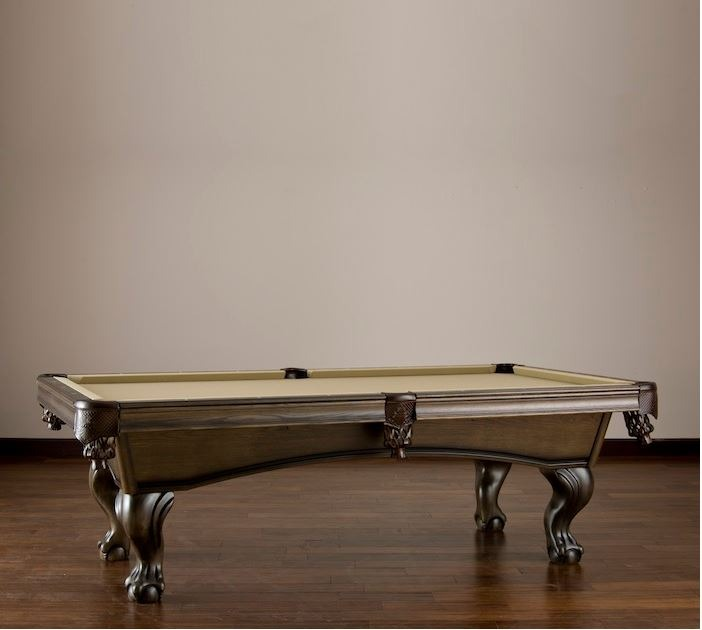 Cresent Pool Table