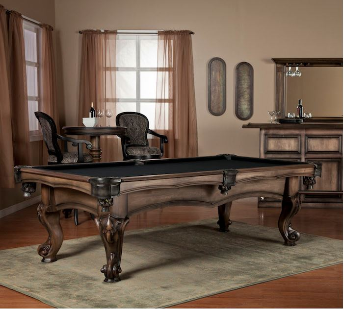Latigo Pool Table