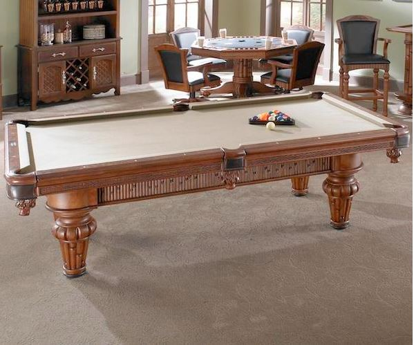Palmetto Pool Table