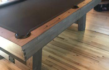 Pool table reno