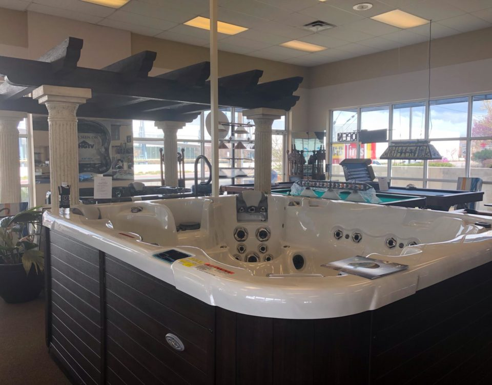 showroom nevada spas reno