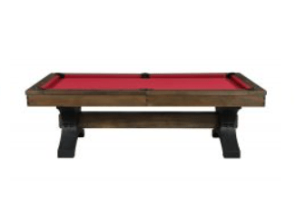 knox pool table